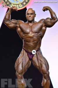 Lukas Osladil - Open Bodybuilding - 2016 Arnold Classic Europe