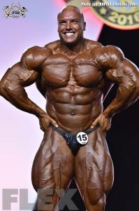 Josh Lenartowicz - Open Bodybuilding - 2016 Arnold Classic Europe