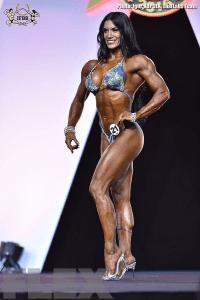Marta Aguiar - Fitness - 2016 Arnold Classic Europe