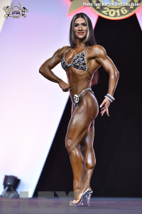 Aurika Tyrgale - Fitness - 2016 Arnold Classic Europe