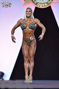 Regiane da Silva - Fitness - 2016 Arnold Classic Europe
