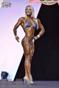 Kristine Duba - Fitness - 2016 Arnold Classic Europe
