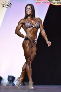 Oksana Grishina - Fitness - 2016 Arnold Classic Europe