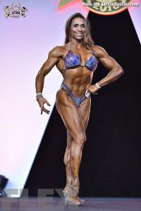 Diana Monteiro - Fitness - 2016 Arnold Classic Europe