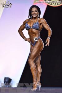Fiona Harris - Fitness - 2016 Arnold Classic Europe
