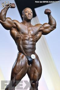 Shawn Rhoden - Open Bodybuilding - 2016 Arnold Classic Europe