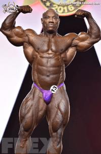 Dexter Jackson - Open Bodybuilding - 2016 Arnold Classic Europe