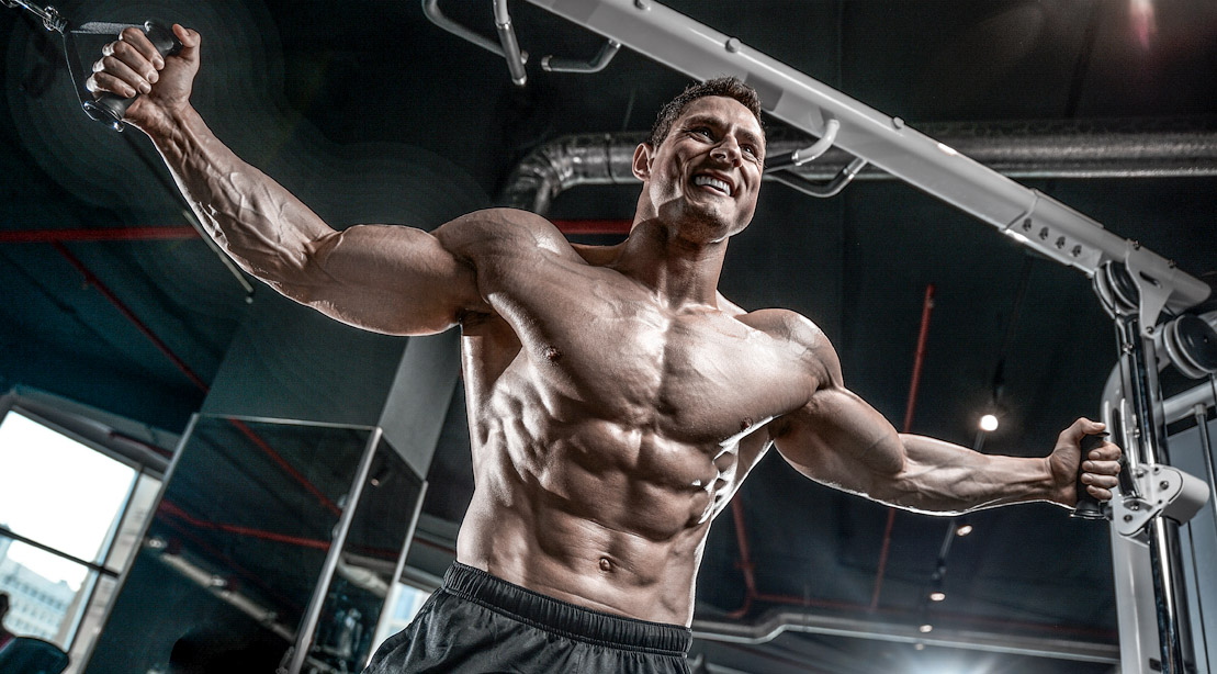 Physique ripped male How To