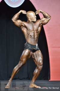 R.D. Caldwell - Classic Physique - 2016 Olympia