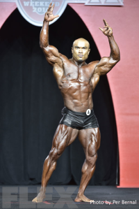 Ko Chandetka - Classic Physique - 2016 Olympia