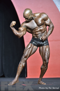 Darrem Charles - Classic Physique - 2016 Olympia