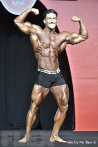 Sadik Hadzovic - Classic Physique - 2016 Olympia