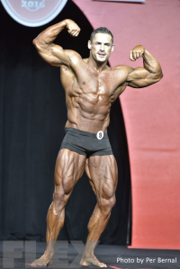 Sean Harley - Classic Physique - 2016 Olympia