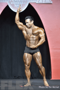 Danny Hester - Classic Physique - 2016 Olympia