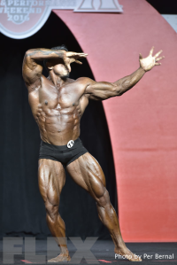Stan McQuay - Classic Physique - 2016 Olympia