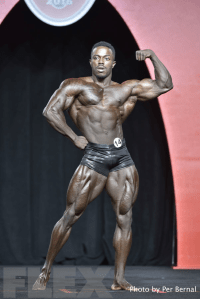 Terrence Ruffin - Classic Physique - 2016 Olympia