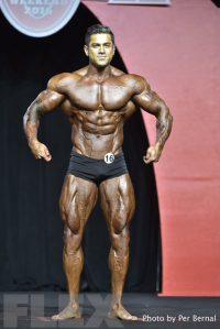 A.J. Shukoori - Classic Physique - 2016 Olympia