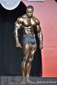 Robert Timms - Classic Physique - 2016 Olympia