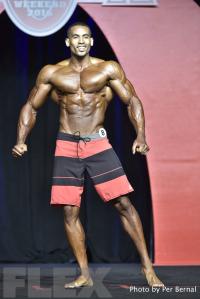 Ryan John Baptiste - Men's Physique - 2016 Olympia