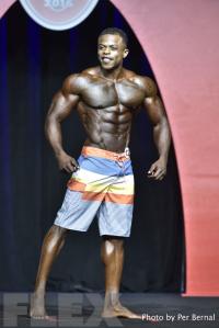 Andre Ferguson - Men's Physique - 2016 Olympia
