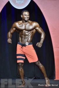 Michael Ferguson - Men's Physique - 2016 Olympia