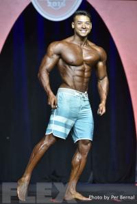 Felipe Franco - Men's Physique - 2016 Olympia