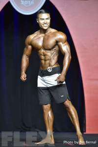 Jared Goodrich - Men's Physique - 2016 Olympia