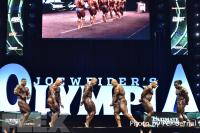 Brandon Hendrickson - Men's Physique - 2016 Olympia