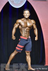 Joseph Lee - Men's Physique - 2016 Olympia