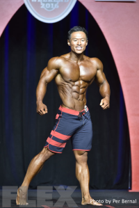 Joseph Lee - Men's Physique - 2016 Olympia