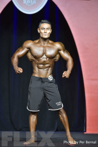 Jeremy Potvin - Men's Physique - 2016 Olympia