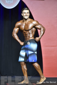 Ryan Terry - Men's Physique - 2016 Olympia
