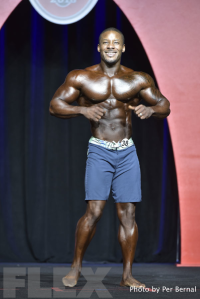 Antoine Weatherspoon - Men's Physique - 2016 Olympia