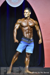 Jeremy Buendia - Men's Physique - 2016 Olympia