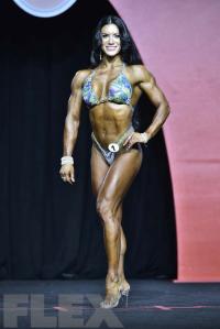 Marta Aguiar - Fitness - 2016 Olympia