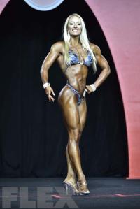 Kristine Duba - Fitness - 2016 Olympia