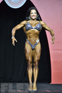 Fiona Harris - Fitness - 2016 Olympia
