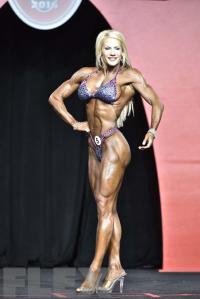 Whitney Jones - Fitness - 2016 Olympia