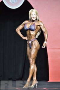 Whitney Jones - Fitness - 2016 Olympia
