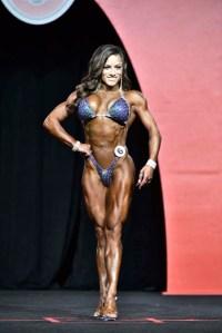 Ariel Khadr - Fitness - 2016 Olympia
