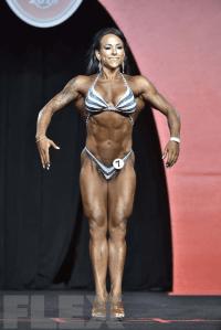 Dominique Matthews - Fitness - 2016 Olympia
