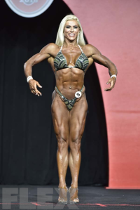 Regiane Da Silva - Fitness - 2016 Olympia