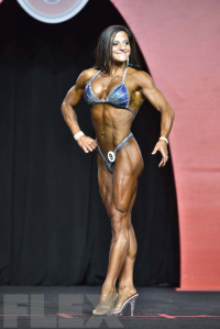 Rebecca Sizemore - Fitness - 2016 Olympia