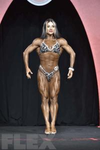 Aurika Tyrgale - Fitness - 2016 Olympia
