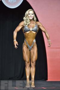 Bethany Wagner - Fitness - 2016 Olympia