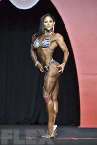 Derina Wilson - Fitness - 2016 Olympia