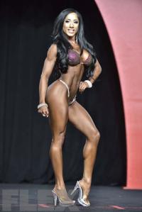 Narmin Assria - Bikini - 2016 Olympia