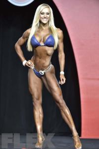 Sara Back - Bikini - 2016 Olympia