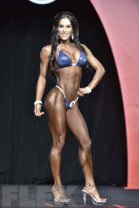 Romina Basualdo - Bikini - 2016 Olympia