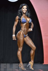 Cynthia Benoit - Bikini - 2016 Olympia